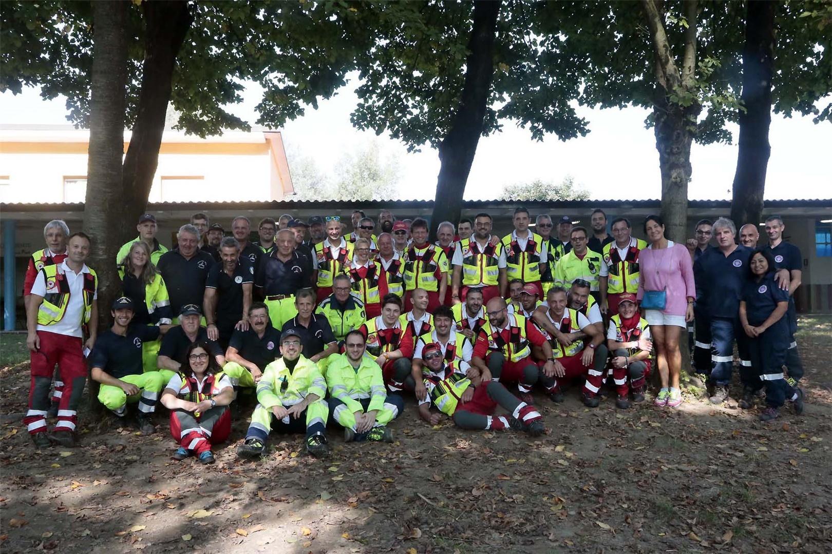 Campo Cassano d'Adda 2016